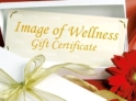 Specials & Gift Certificate